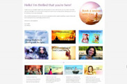 Web design Webshop Soul Inspirations
