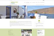 Web design anweb Apollon Studios Amorgos