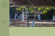 Web design anweb Municipal Camping Amorgos