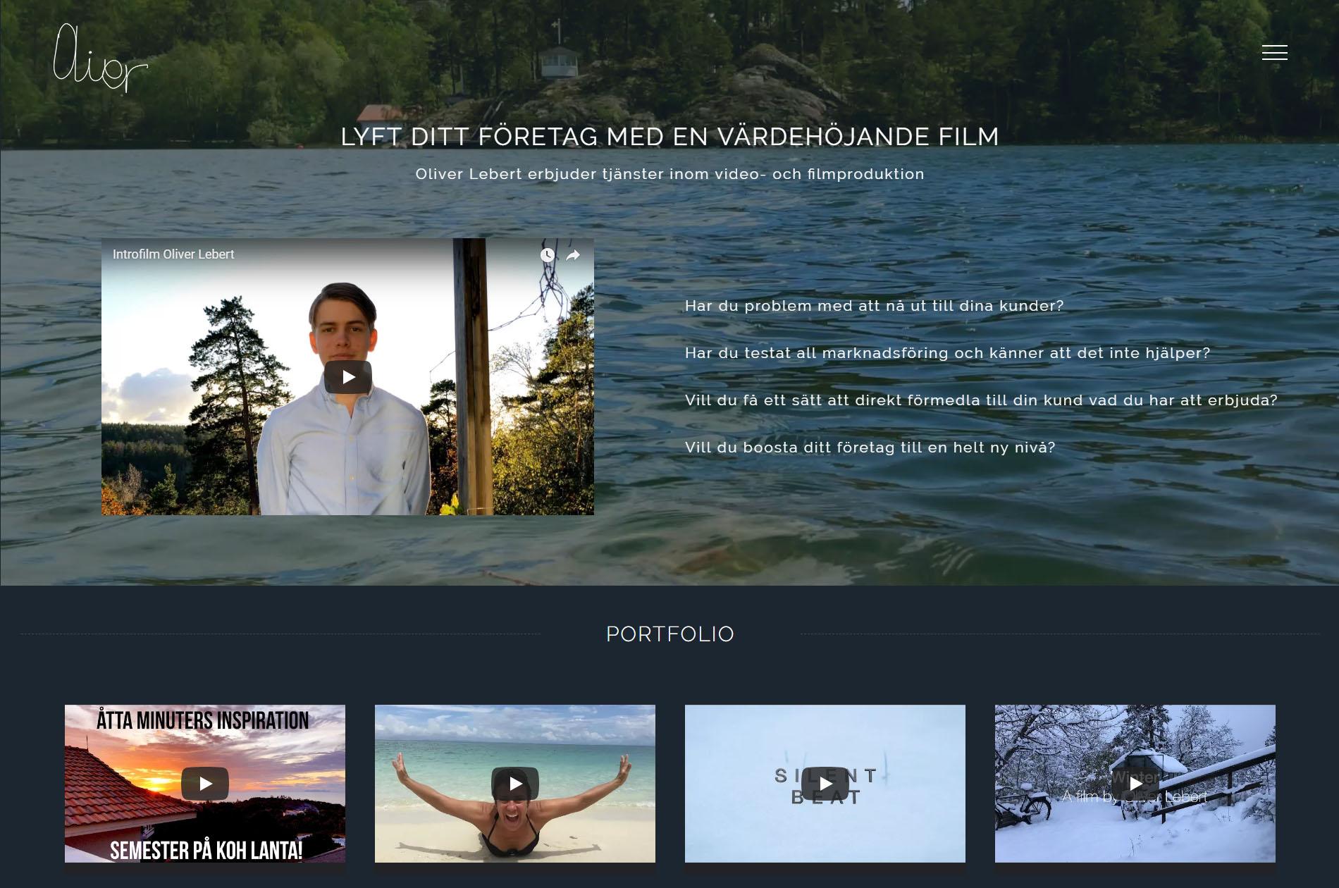 Web Design Video & Film Production