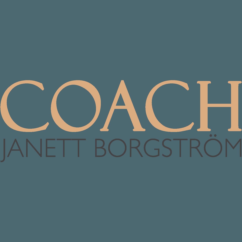 Logotype Coach Janett