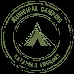 Logotype Municipal Camping Amorgos