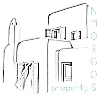 anweb Logotyp design Amorgos Property Fastighetsbyrå