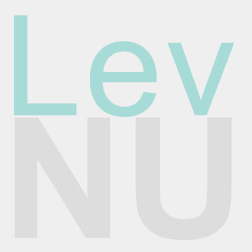 Logotyp Design anweb LevNU Mindfulness