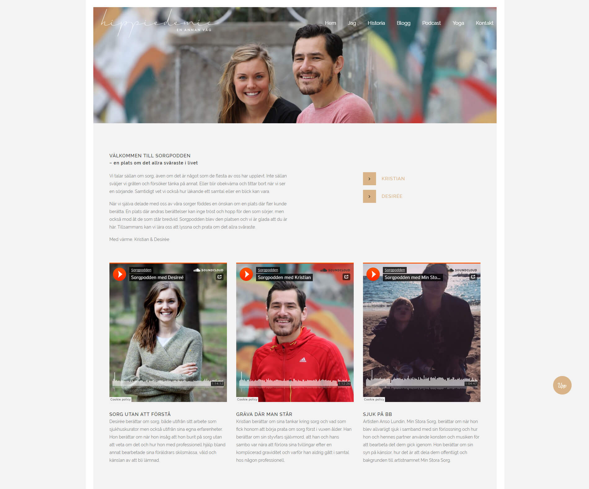 anweb Web design Webshop Inspired Wellbeing Magazine